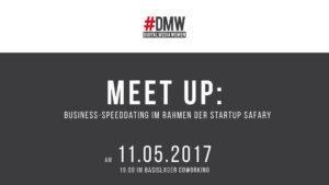 Business-Speeddating im Rahmen der Startup Safary @ Basislager Coworking Leipzig