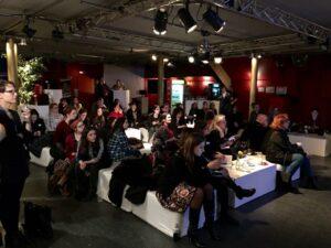 Volles Haus beim #DMW Meet-up (Foto: Tatiana Albrecht)