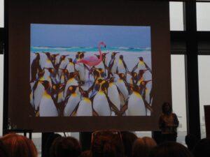 Vortrag auf dem 11. Women's Business Day