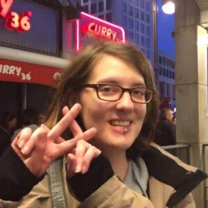 Taalke Renken, #DMW-Gründungsmitglied. Bild: Nicole Hundertmark