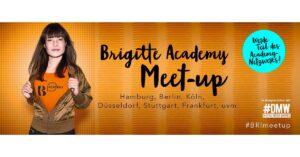 Brigitte Academy Meet-Up   Berlin @ JuggleHub