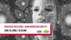#dmwKA meets #digiTALK: Künstliche Intelligenz @ ZKM - Zentrum für Kunst und Medien