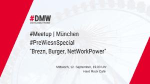 #Meetup München @ Hard Rock Cafe Munich