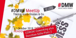 Aktualisiert: #DMWk Meetup im COWOKI Köln @ COWOKI Coworking plus