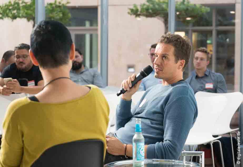Medienpartnerschaft Digital Media Women e.V. und Digitale Leute Summit, Stefan Vosskoetter
