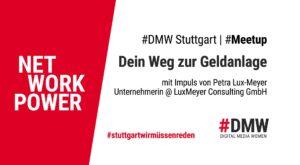 #DMW Stuttgart Meetup - FINANZEN @ California Bounge