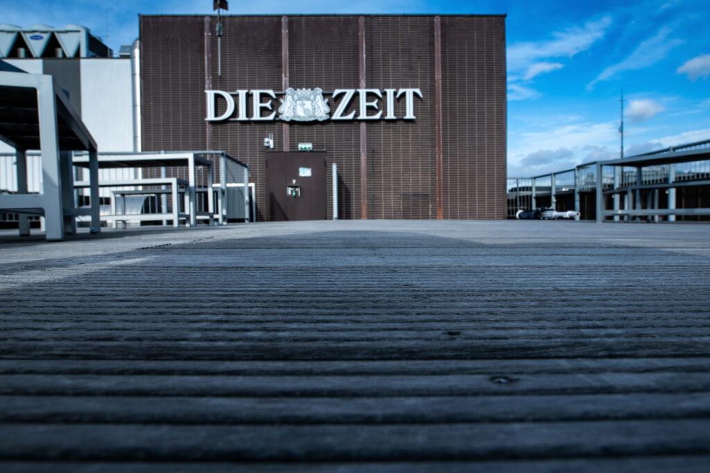 Der ZEIT Verlag in Hamburg
