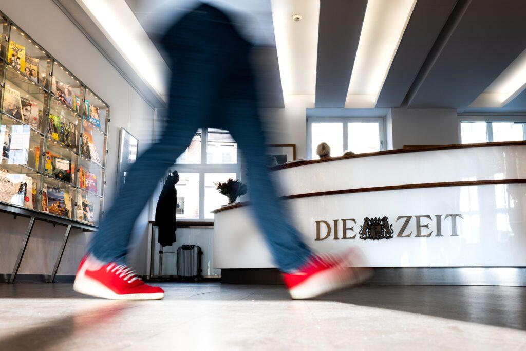 Die Start-up Denke ist bei der ZEIT längst angekommen. #30mit30