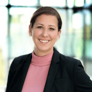 Claudia Boha, Projektleiterin PlanW Kongress