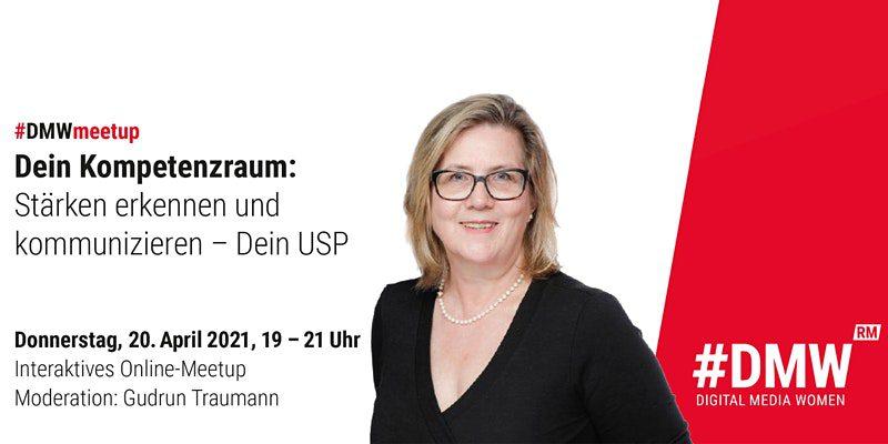 Meetup mit Gudrun Traumann